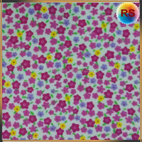 top quality children garment fabric with little flowers