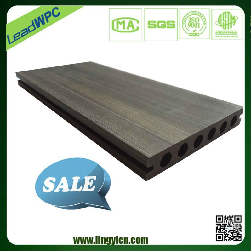 2015 best material used wpc decking wood plastic composite for Best decking material to use