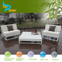 home goods weave garden rattan modern patio furniture