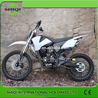 Top Selling Colorful 250cc Dirt Bike For Sale/SQ-DB205