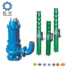 Centrifugal 3hp Submersible Pump for clean and sewage water