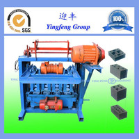 High technology and easy operation cement brick making machine in china QMJ4-40