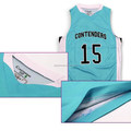 Juventud equipo de baloncesto desgaste, college basketball jersey venta al por mayor
