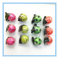 6.3CM Rubber tennis ball with elastic string