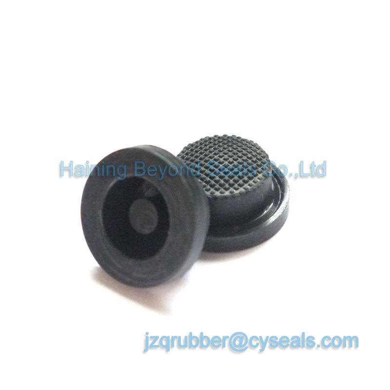 Benutzerdefinierte silikon weichgummi button_silicone button_silicone push druckknopf für blendung taschenlampe.