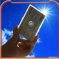 Mg 023 cartão de crédito de viagem ao ar livre Singal Finder