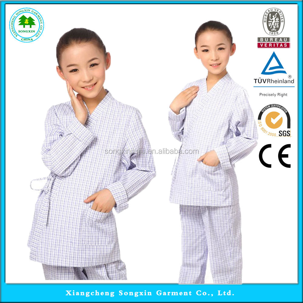 Comfortable Hospital Clothing Patient Gown For Children,Childrens ...