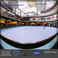 Sports arena dasher board/ Skating rink surface panel/ Commercial indoor ice rink