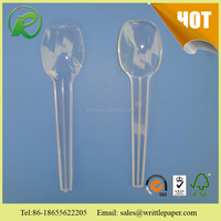 wholesale plastic measuring spoon/plastic shovel spoon/plastic gram spoon