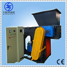 Industrial plastic waste shredding machines plastic Guangdong , red, blue
