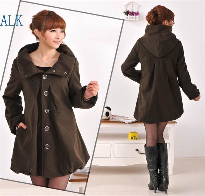 Пальто для беременных бу 55