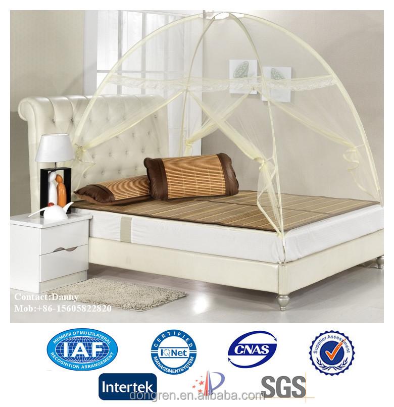 en fiber de verre pliage pop up moustiquaire tente pour. Black Bedroom Furniture Sets. Home Design Ideas