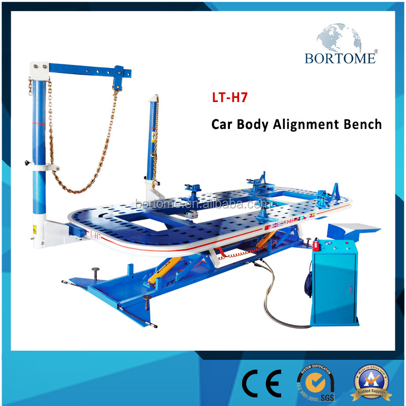 car frame machine