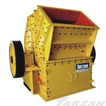 Tarzan offers impact fine crusher for rock for road construction