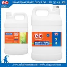two in one high gloss liquid floor polish wax