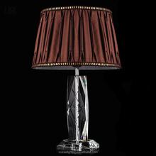 Modern Luxury Crystal Chandelier Table Light LED Desk Lamp for Home Decor TL022