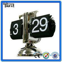 High quality flip clock/Bell Balance Flip Clock/auto flip clock