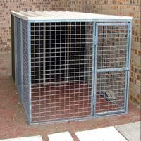 top sale high quality iron fence dog kennel/heavy duty dog kennel