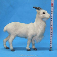 Cute Design Plush Bulk Real-Like Simulated Furry Flocked Animals Toy