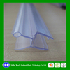 China supply transparent rubber strip