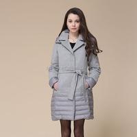 Euporean Fashion Ladies Woolen Coat