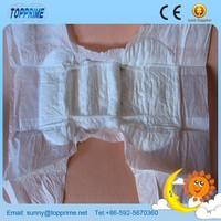 Plastic Back Film Cover Adult Diaper for older and elder people