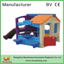 Not Coated Frame Finishing and Playhouses Type child garden play house