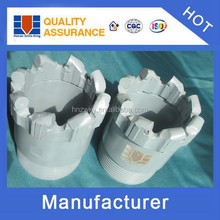 Hot sale AQ.BQ.NQ.HQ.BQ PQ PDC diamond core bit for medium to hard formations