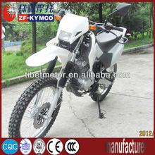 cheap classic 50cc road legal dirt bike(ZF200GY-4)