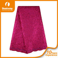Cheap Fashion French Lace Fabrics Soft French Net Cleaning Cloth Bulk Lace Fabric For Sale FL0030