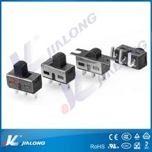 Horizontal Slide Switches
