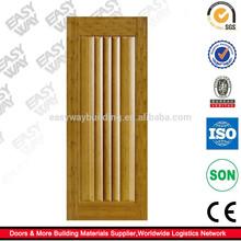 popolare fisarmonica porte interne in legno massello
