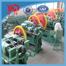 nail product making machine line/carbon steel wire to produce nail