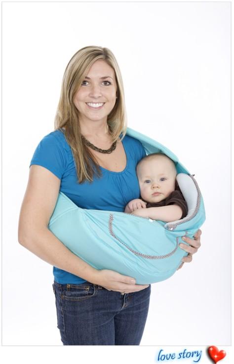 Damasco bebé cabestrillo, el bebé llevar a, materna e infantil de suministros
