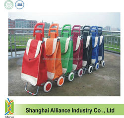 Promotional Shopping Trolley Bags / Supermarket Shopping Cart