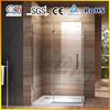 Rectangle 8mm frameless glass shower door EX-409