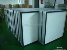Filton Aluminum Without Separator HEPA Air Filter