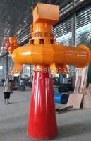 Vertical shaft Francis turbine mini water turbine generator