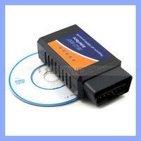 Wireless Quality OBD 2 Bluetooth OBDII ELM327 Code Reader Tool CAN Diagnostic OBD 2