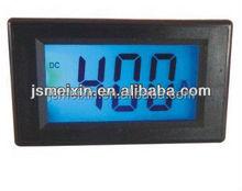 Medidor de tensão usado em máquina de solda