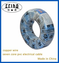copper conductor house wiring electrical cable 10mm 16mm 25mm 35mm