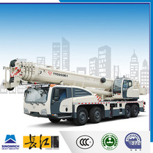 china famous brand mobile crane 55 ton, 55 ton telescopic truck crane