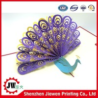 wholesale new style kids birthday greeting card for holiday decoration& gifts