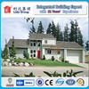 3 bedrooms prefabricated luxury steel villa, light steel villa, resort villa house