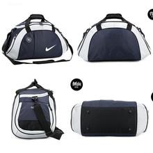 Gym Travel Luggage Weekend Handbag girls plain duffel bag