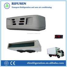 Front mounted frozen refrigeration units R380 for truck