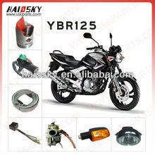 YBR125 motorcycle fairings for sale