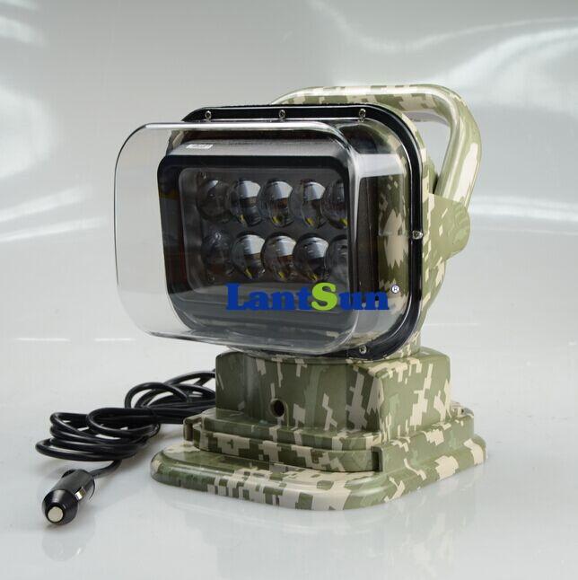 50w handheld führte suchscheinwerfer für Polizei armee Gefängnis lkw suv etc 360 grad