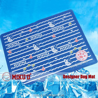 XL Size Pet Dog Gel Cooling Mat Pad, Dog Cooling Pad, Self-Cooling Gel Bed Cooler Mat for dog