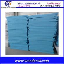 cheap price closed cell eva foam sheet bulk thin blue eva foam sheet 2mm